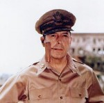 Major General Douglas MacArthur