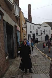 Ellen Parke in UK
