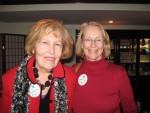 C. Barbara Sturm with guest Deborah Flor