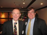 Past President Peter Mosse and C, Gordon Whiting
