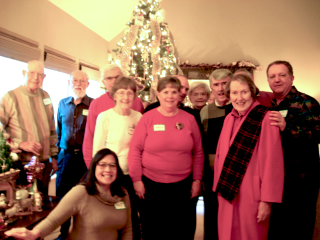 Pacific-Northwest Chapter Celebrates the Holidays