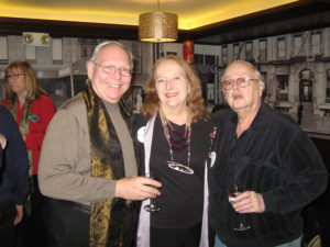 C. Ken Linsner, C. Esther Dyer and Jack Lappin