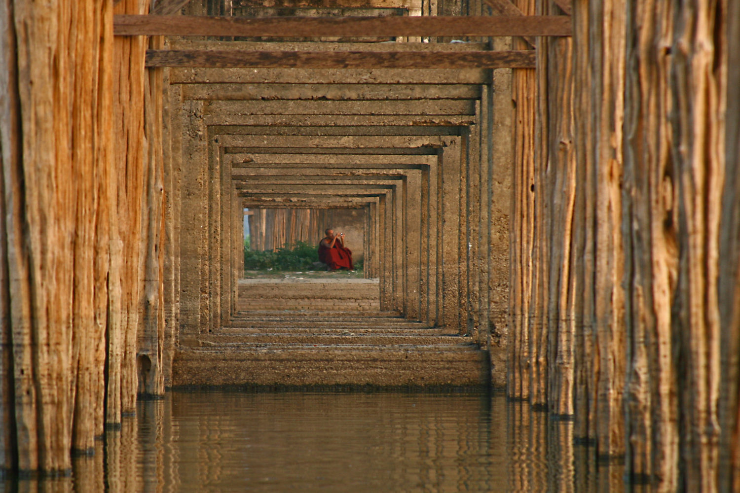 This image has an empty alt attribute; its file name is buescher-A-Bridge-and-a-Monk-1500x1000.jpg