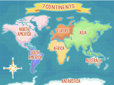 This image has an empty alt attribute; its file name is 7-continents.jpg