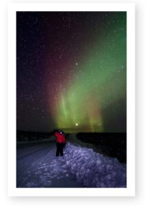ann swinford northern lights